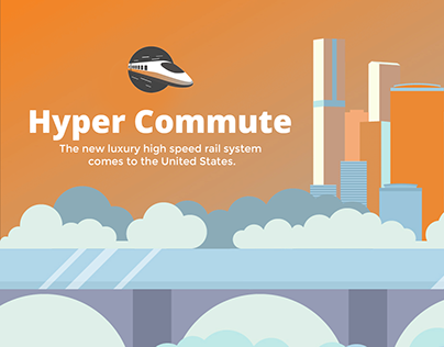 HyperCommute UI Design