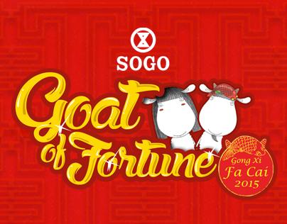 SOGO - Goat of Fortune