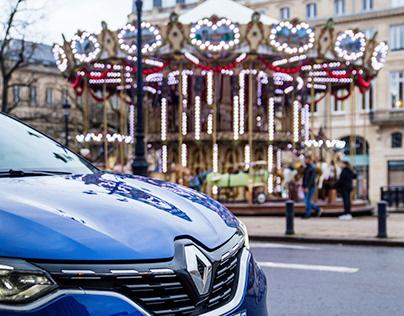 Roadtrip Nouveau Renault Captur