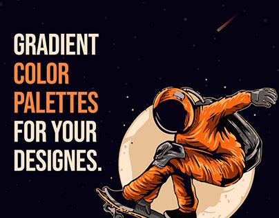 Gradient Color Palette