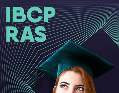 IBCP RAS University visual identity