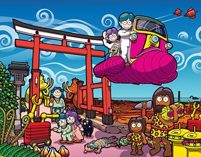 Travelogue:Miyazaki Aoshima
