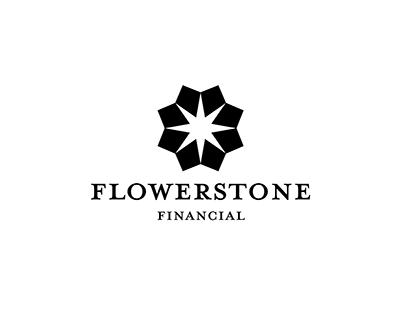 Financial Logo Design - Flowerstone