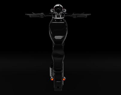 3D bike modeling
