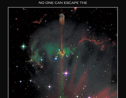 PSDailyChallenge Day 4 - SciFi Movie Poster