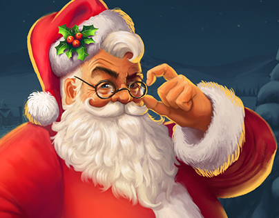 Secrets of Christmas Videoslot