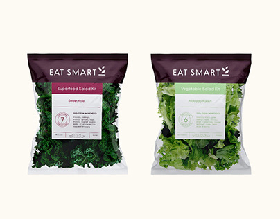 Eat Smart Brand Identity