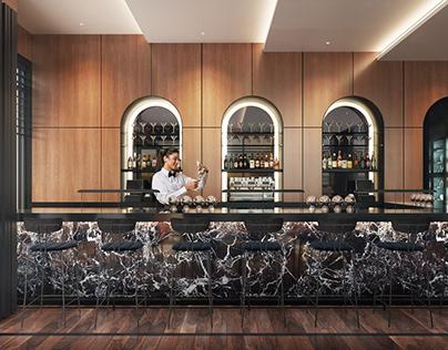 Horizon Restaurant & rooftop bar