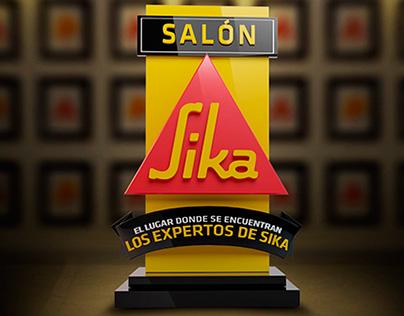 Key Visual Salón Sika
