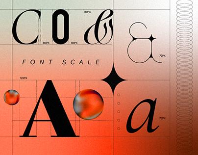 Font size guidelines for responsive websites