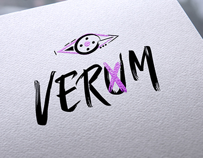 Verum - Identidad Gráfica