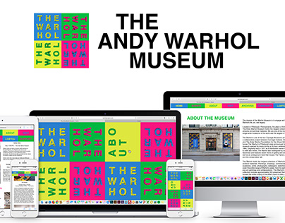 The Andy Warhol Museum Website