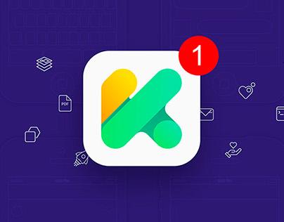 King of App - Branding