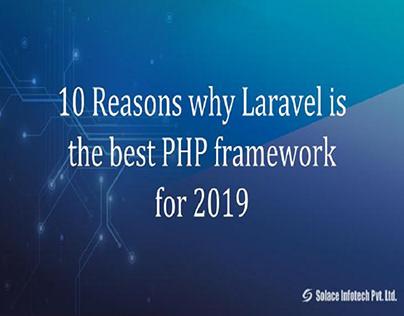 Laravel- best PHP framework