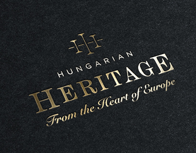 HUNGARIAN HERITAGE branding and packaging