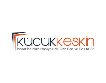 Küçükkeskin Ltd. Şti. Kurumsal Kimlik ve Web Tasarım