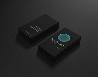 The Project Gallery - Brand Identity- Strategy