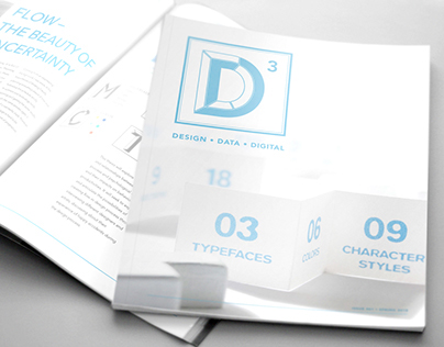 D3 - Editorial Design