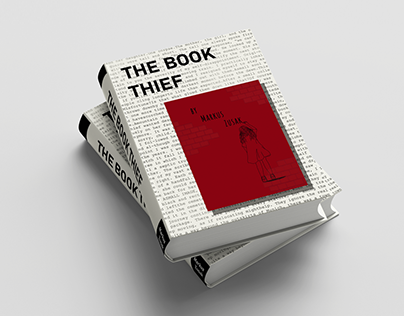 The book thief cover redesign proposal