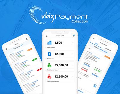 Vbiz Payment Collection App