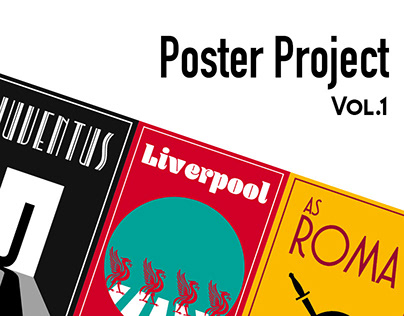 Poster Project vol. 1