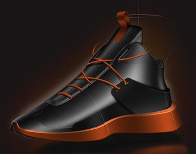 Shoe Renders