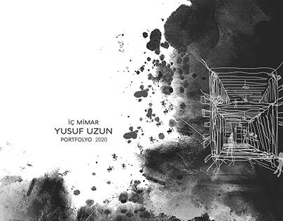 Interior Architect Yusuf Uzun 2020 Portfolio