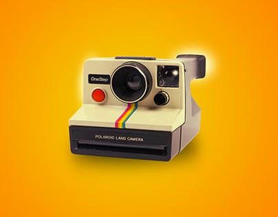 Polaroid WebSite Proposal