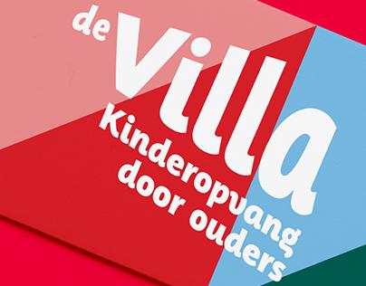 De Villa daycare identity