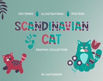 Scandinavian Cat