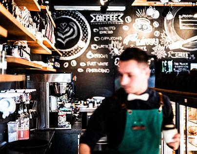 Lagarto Café | branding photo