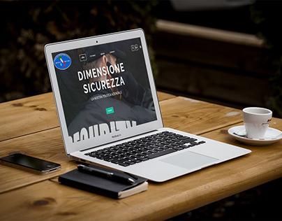 Website e Brochure | Dimensione Sicurezza srl