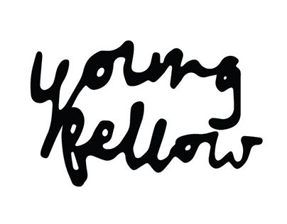 Young Fellow Logotype Process