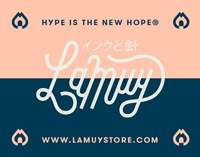 LaMuy Valistika Own Brand