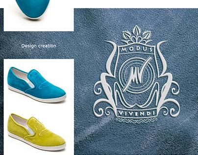 Embroidery Design for Modus Vivendi (Ukraine).
