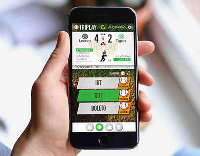 Triplay   App UX/UI