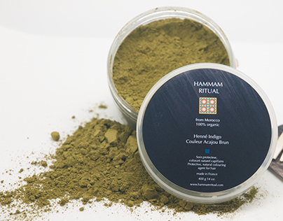 Hammam Ritual Product- HENNA