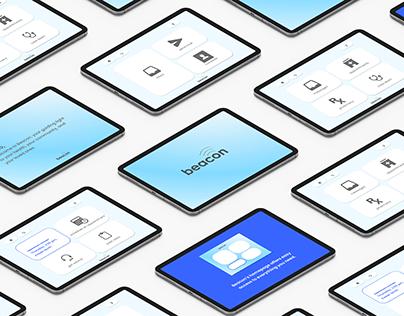 Beacon: Elderly Web Application