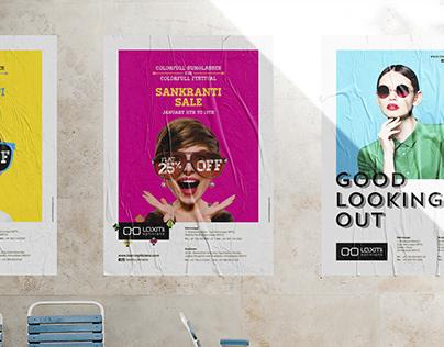 Laxmi Opticians Campaign