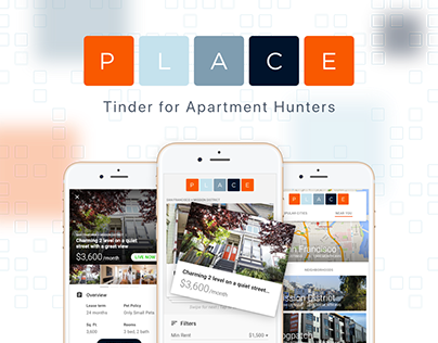 PLACE App – Tinder for Apartment Hunters