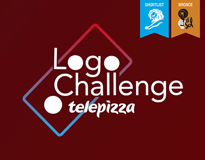 Logo Challenge - Telepizza - Digital