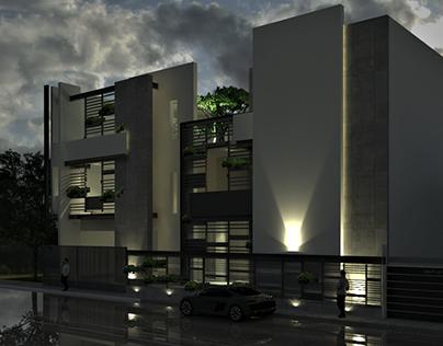 Casa Plano by RENESA ARCHITECTURE STUDIO