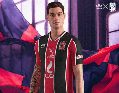 Al Ahly SC | Umbro 2021-22