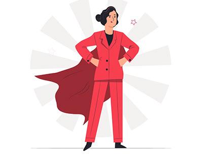 Super Woman!