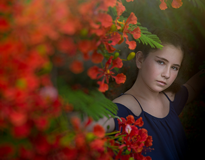 Flower Glamour