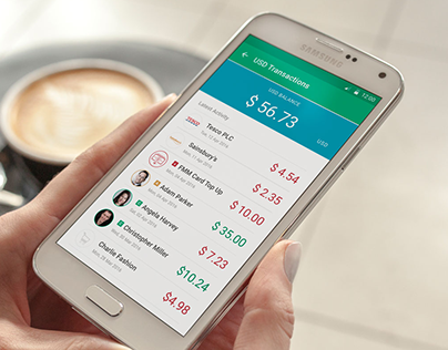 Mobile Money Android Application
