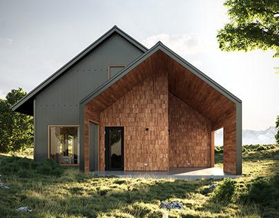 visualization - summer day - Casa Haus III