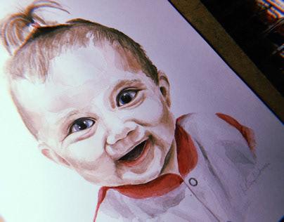 ~watercolor portraits