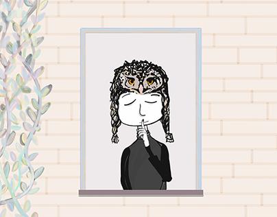 Birds & Hairstyles
