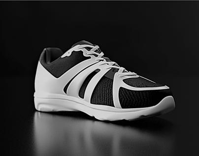 Shoe Product Visualization
